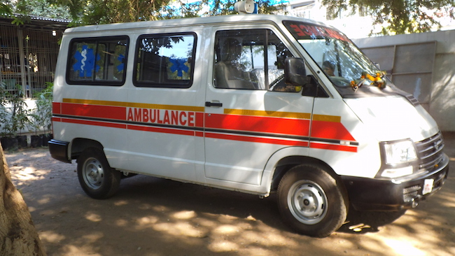 second ambulance 01 650